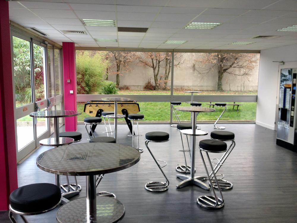 Amso r alisation et amenagement restaurant d 39 entreprise for Amenagement cuisine restaurant